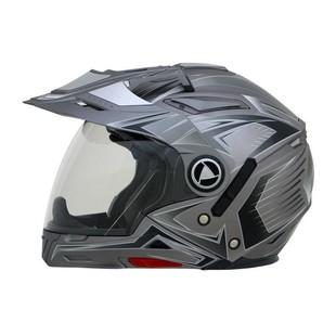 AFX FX-55 Multi Helmet Frost Grey / 2XL [Open Box]