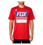 Fox Racing Honda Distressed Basic T Shirt