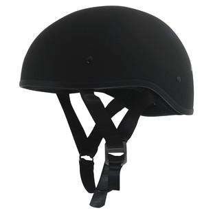 AFX FX-200 Slick Helmet - Matte Black / MD [Open Box]