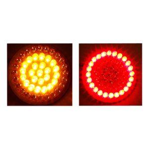 Custom Dynamics LED Dynamic Cluster Inserts For Harley
