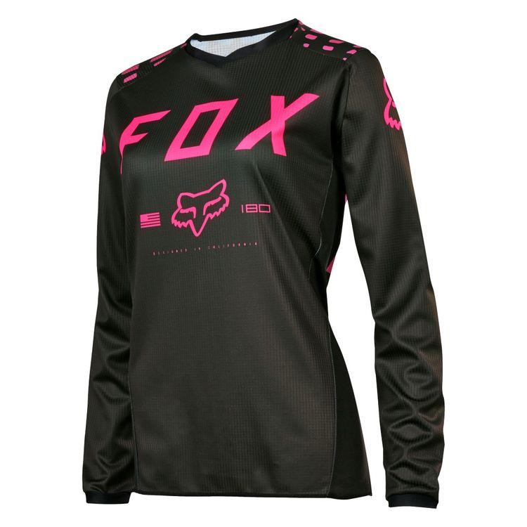 Fox Racing 180 Women s Jersey  10f2a9610