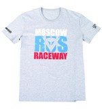 Dainese Moscow D1 T-Shirt - Grey