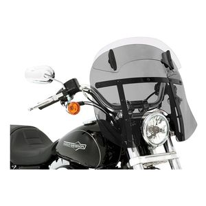 Memphis Shades Memphis Fats Drop Top Windshield With Big Headlight Cutout