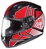 HJC CL-17 Redline Helmet Red / XS [Demo - Good]