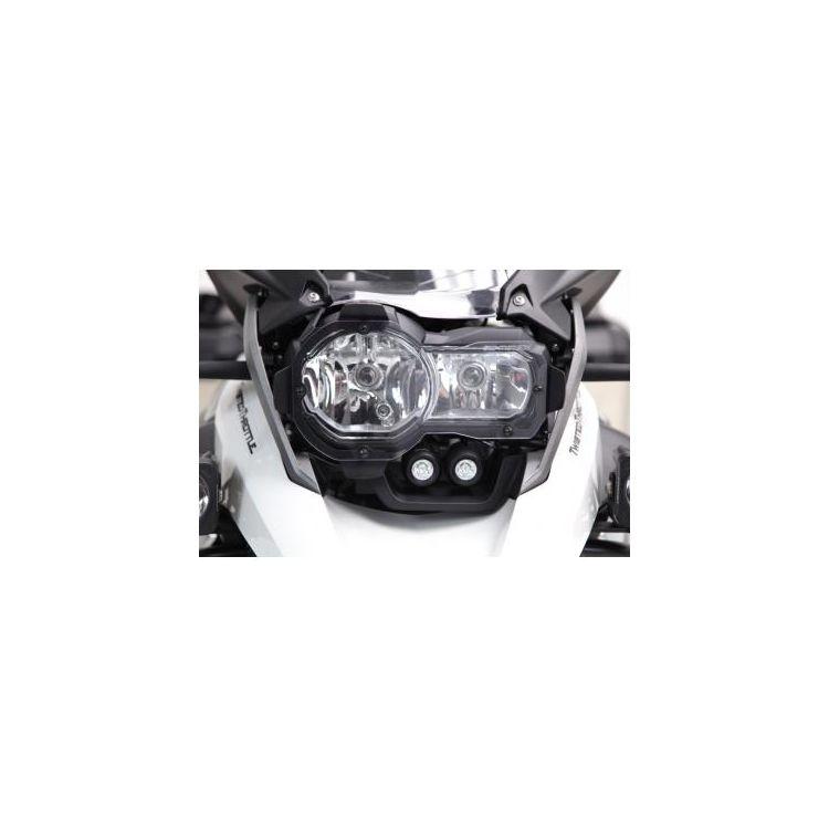 Denali DM LED Light Mounting Bracket BMW R1200GS 2013-2017