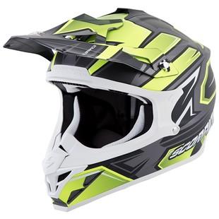 Scorpion VX-35 Finnex Motorcycle Helmet