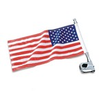 "Kuryakyn 1/2"" Clamp Flag Pole Mount"