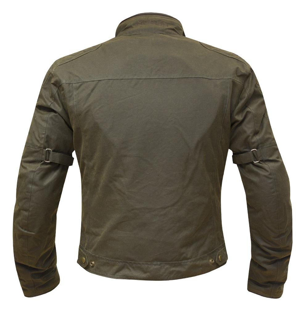 Merlin Sandon Wax Jacket - RevZilla