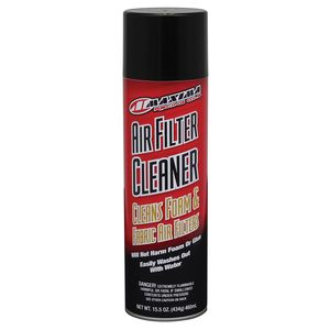 Maxima Air Filter Cleaner