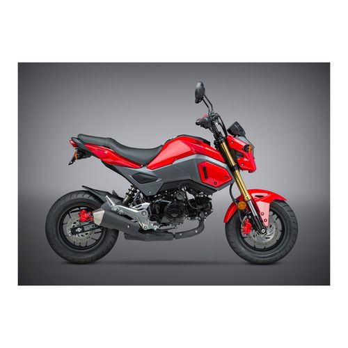 2018 honda grom. interesting 2018 yoshimura fender eliminator kit honda grom 20172018  black inside 2018 honda grom e