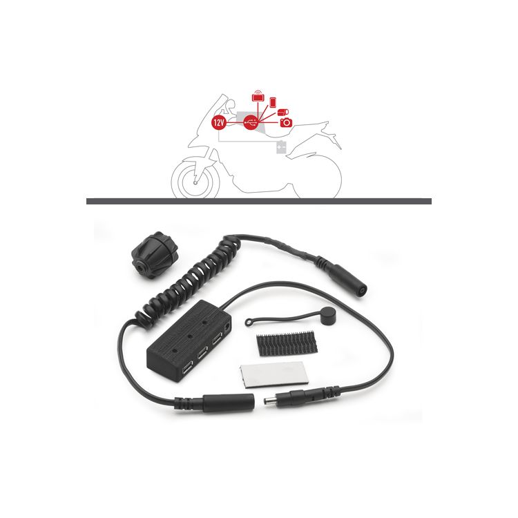 Givi S111 USB Power Hub