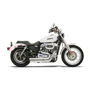 Bassani FireSweep Exhaust For Harley Sportster 2004-2013