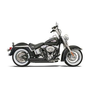 Bassani FireSweep Exhaust For Harley Softail 1986-2017