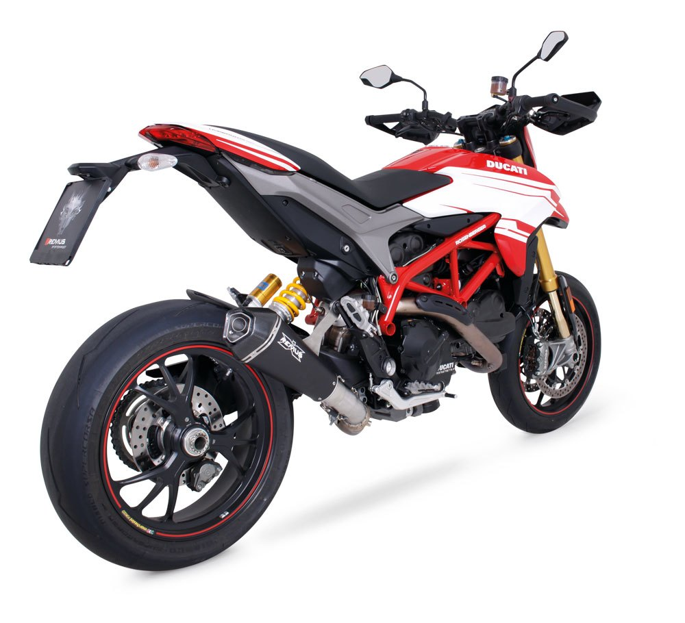 remus hypercone slip on exhaust ducati hypermotard 939. Black Bedroom Furniture Sets. Home Design Ideas