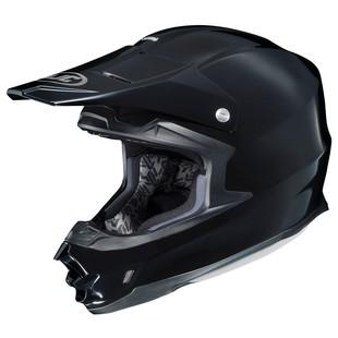 HJC FG-X Helmet Black / LG [Blemished - Very Good]