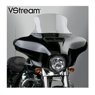 "National Cycle VStream Windshield For Harley Touring 2014-2016 Clear / 11.5"" [Previously Installed]"