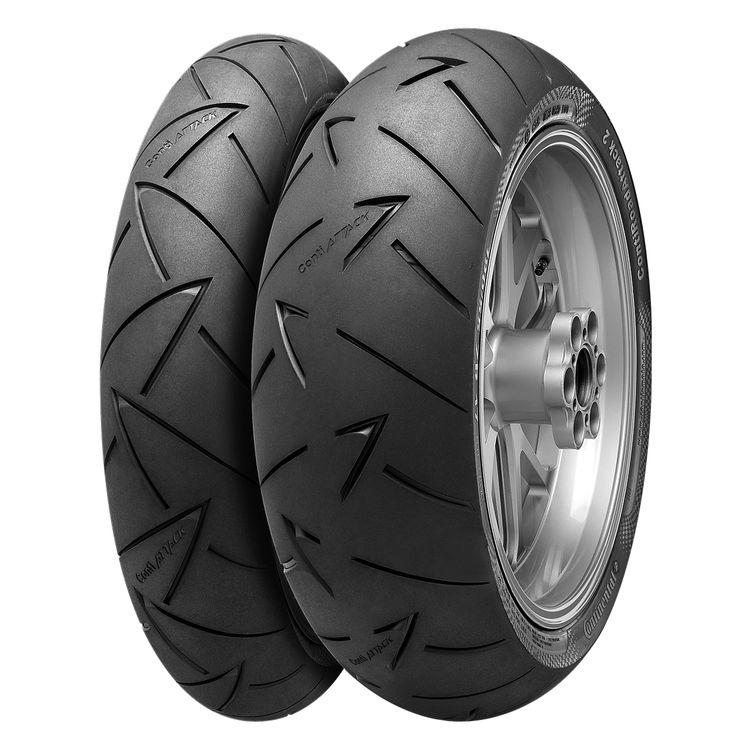 Continental Road Attack 2 Tire