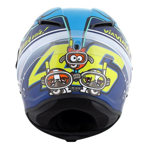 agv corsa rossi misano 2015 le helmet revzilla. Black Bedroom Furniture Sets. Home Design Ideas