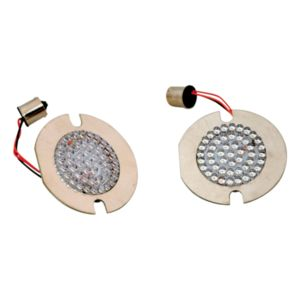 Custom Dynamics LED Turn Signal Inserts For Harley