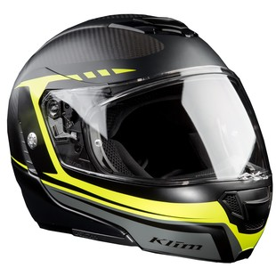 Klim TK1200 Illumino Hi-Viz Motorcycle Helmet