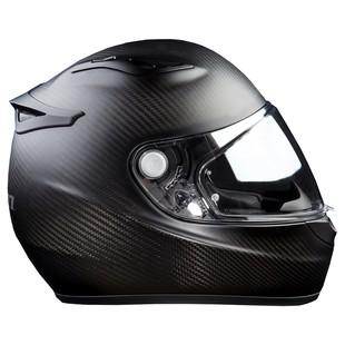 Klim K1R Raw Karbon Motorcycle Helmet