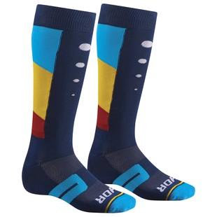 Thor Moto Knit Socks