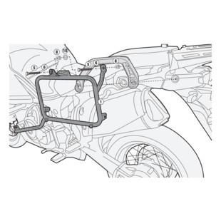 Givi PL2119 Side Case Racks Yamaha Super Tenere XT1200Z 2010-2017