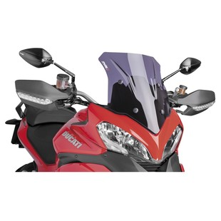 Puig Racing Windscreen Ducati Multistrada 1200 2013-2014 Clear [Blemished - Very Good]