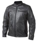 Helite Leather Airbag Jacket