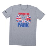 Dainese Donington D1 T-Shirt (Heather Grey Only)