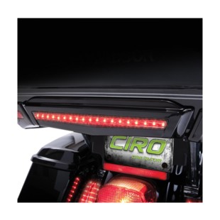 Ciro LED Tour Pak Center Brake Light For Harley Touring 2014-2017