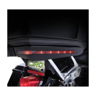 Ciro LED Tour Pak Light Accents For Harley Touring 2014-2017