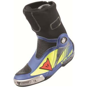Dainese Axial Pro In D1 Rossi Replica Motorcycle Boots