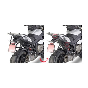 Givi PLXR5119 Rapid Release V35 Side Case Racks BMW S1000XR 2015-2017