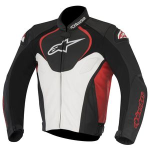 Alpinestars Jaws Leather Jacket (54)