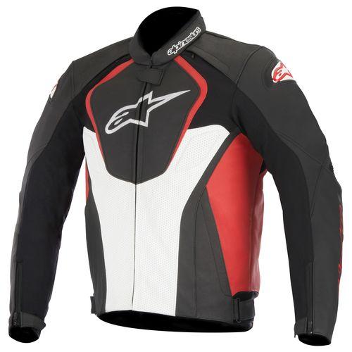 Alpinestars Jaws Perforated Leather Jacket Revzilla