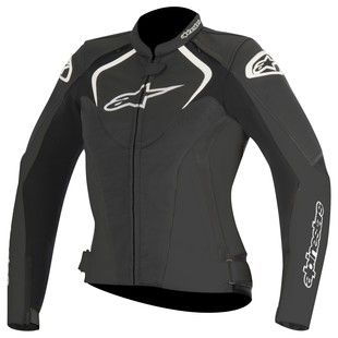 Alpinestars Stella Jaws Leather Jacket
