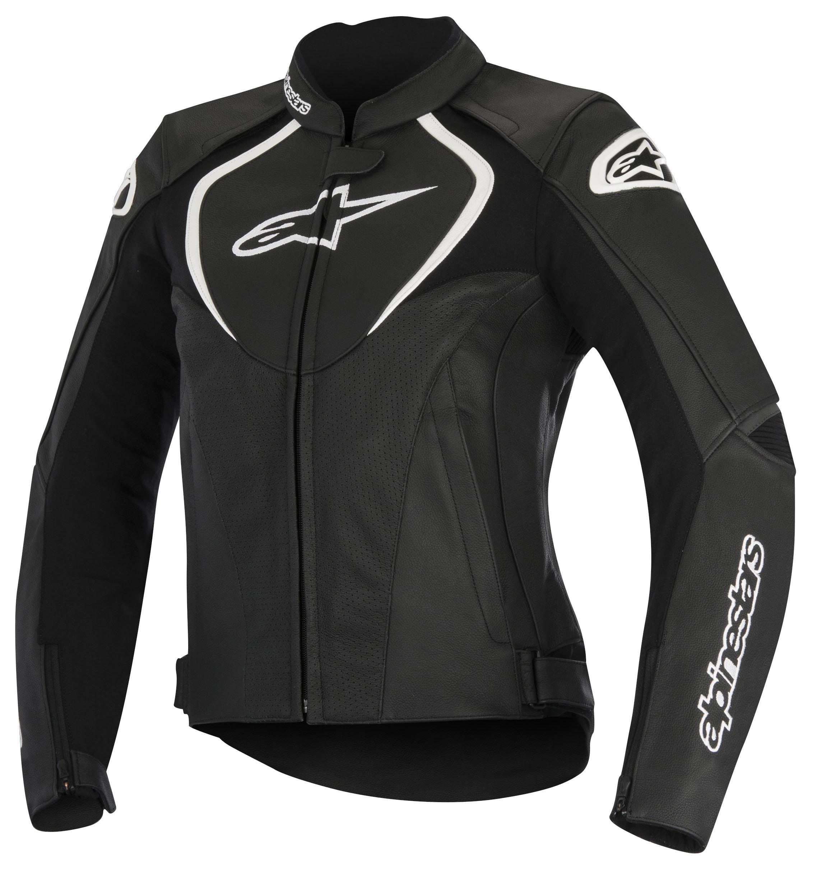 Alpinestars perforated leather jacket