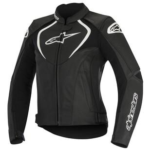 Alpinestars Stella Jaws Perforated Leather Jacket