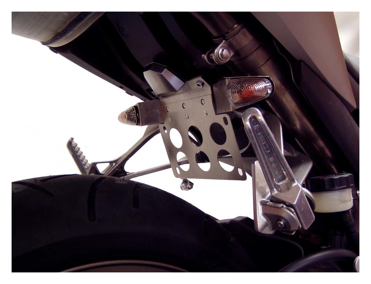Competition Werkes Fender Eliminator Kit Kawasaki Zx6r Zx636 2005 2007 Wiring Harness 2006 10 1399 Off Revzilla