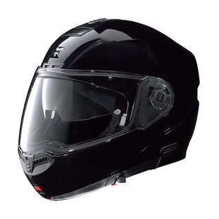 Nolan N104 EVO Outlaw Helmet Black / XS [Blemished - Very Good]