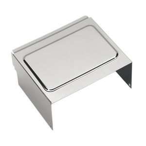 Drag Specialties Battery Side Cover For Harley
