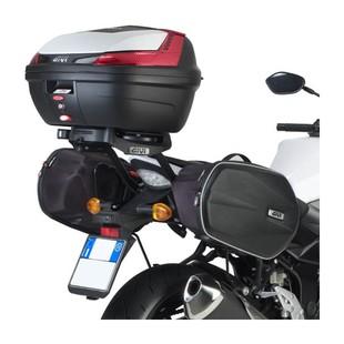 Givi TE3100 Easylock Saddlebag Supports Suzuki GSX-S750 2015-2016