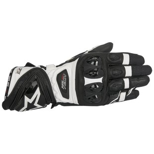 Alpinestars Supertech Leather Motorcycle Gloves