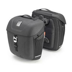 Givi MT501 Metro-T Multilock Saddlebags Set