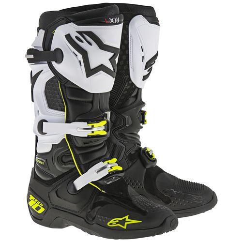 Alpine Motorcycle Gear >> Alpinestars Tech 10 Boots - RevZilla