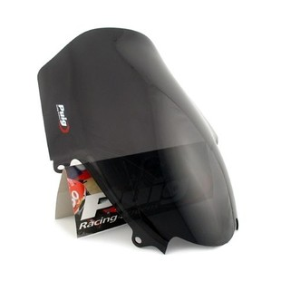 Puig Touring Windscreen Suzuki GSF650S / GSF1200S / GSF1250 Bandit Dark Smoke [Previously Installed]