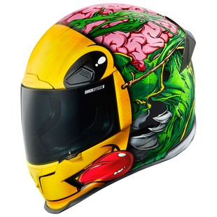 Icon Airframe Pro Brozak Motorcycle Helmet