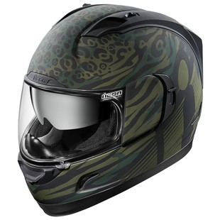 Icon Alliance GT Operator Motorcycle Helmet