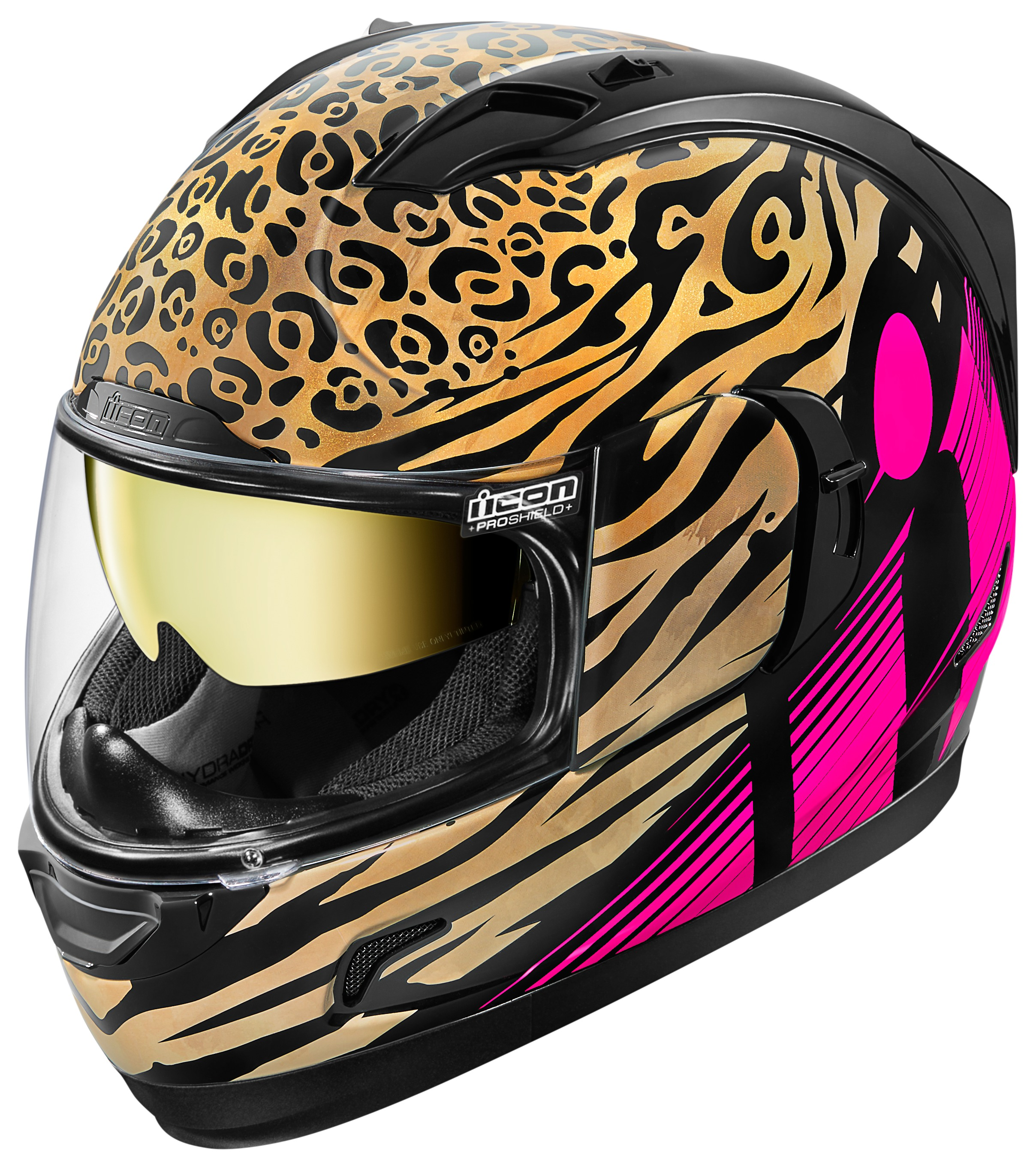 Icon Alliance Gt Shaguar Women S Helmet S Amp L 20 45
